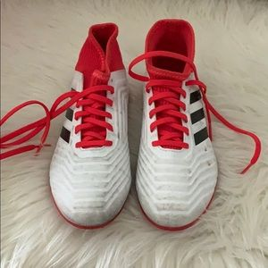 Childrens Adidas Soccer Shoes